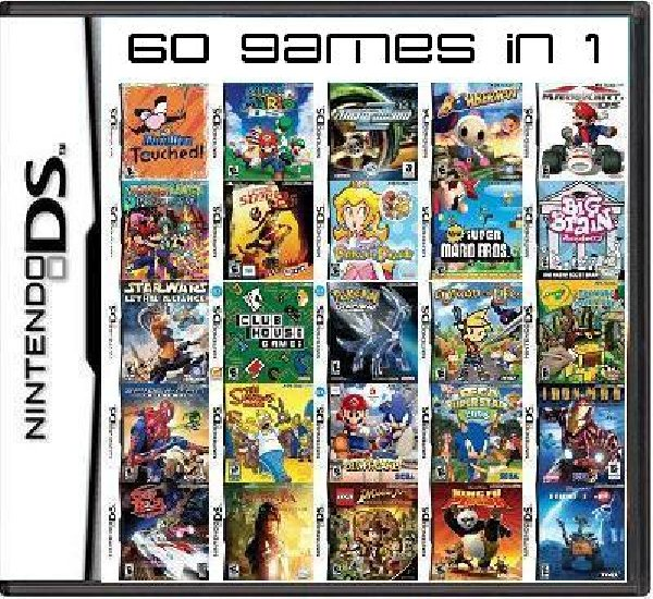 Best Ds Download Play Games