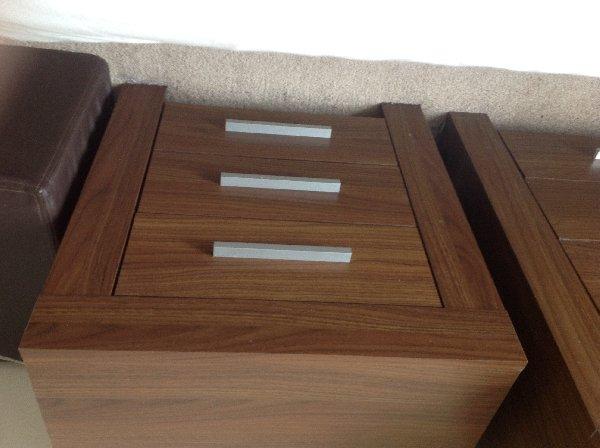 Walnut Bedroom Furniture Uk bedroom furniture set in walnut offer east ayrshire united kingdom