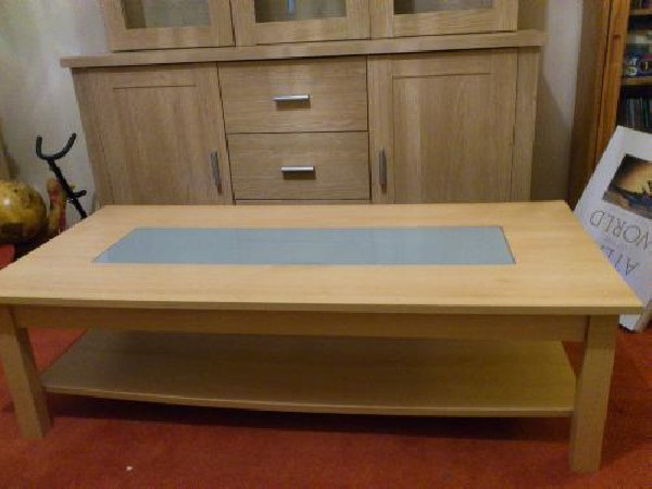Beech Coffee Table Picture