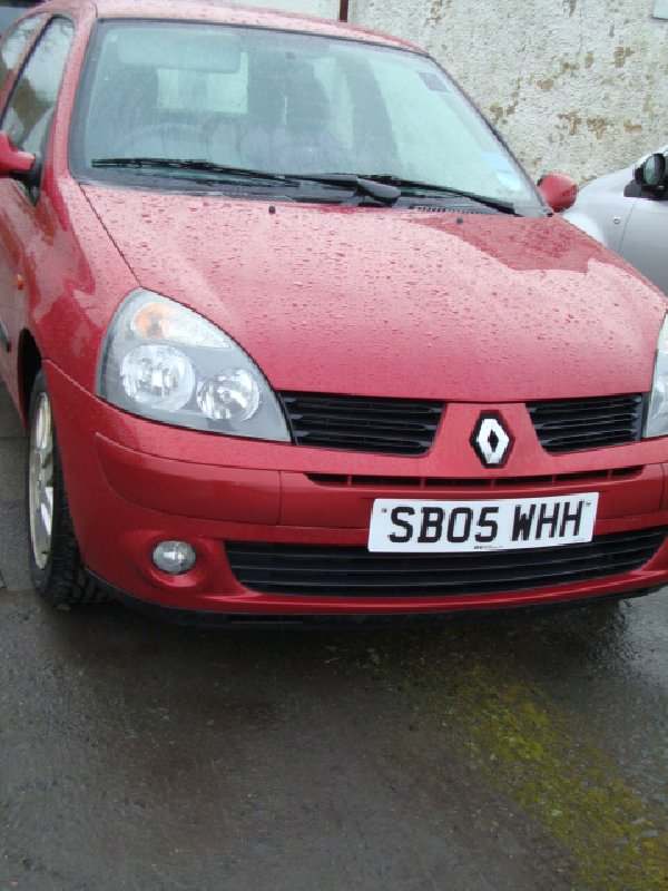 2005 Renault Clio Extreme 16v Picture