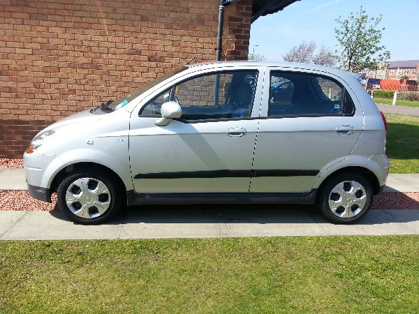 2009 chevrolet matiz se 5dr silver 2950 ono mileage 27500 offer scotland ka8 9dz 2950. Black Bedroom Furniture Sets. Home Design Ideas