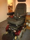 Jazzy 1121 electric wheelchair 5mph offer Other Electrical