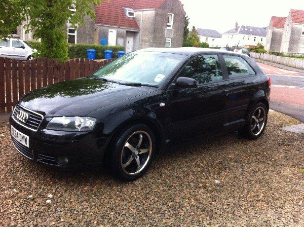 Audi a3 1.6 fsi £3000 ono Offer North Ayrshire Ka30