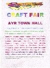 Craft Fair offer Creative Events