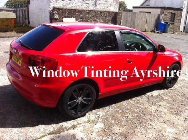 window tinting ayrshire picture. Black Bedroom Furniture Sets. Home Design Ideas