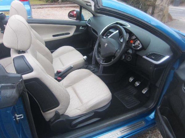 Peugeot 207 Cc 16 Gt 2007 57 Reg Offer Scotland United Kingdom Ml69bu