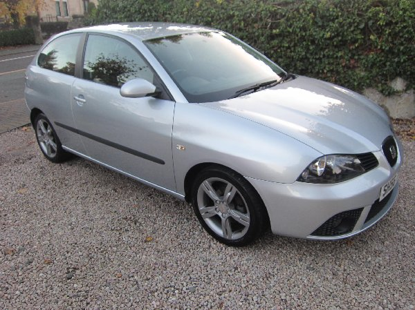 seat ibiza 1 4 dab 2006 offer scotland united kingdom ml69bu. Black Bedroom Furniture Sets. Home Design Ideas