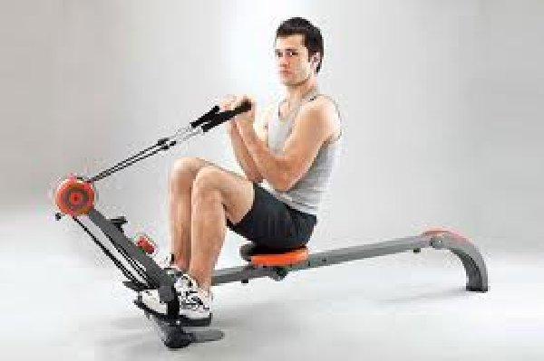 Body Sculpt Rowing Machine And G Picture