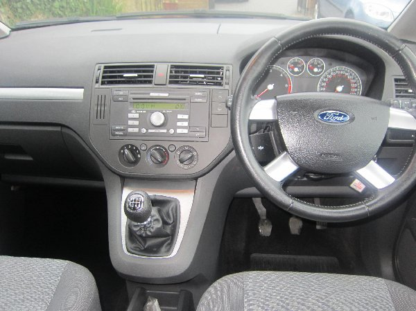 Anti Theft System >> FORD FOCUS C-MAX 2006 TDCI ZETE... Picture