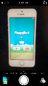 iPhone 5s gold with flappy bird app offer Mobile Phones