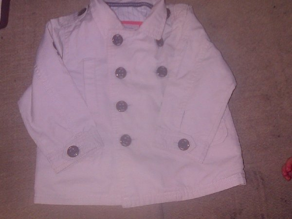 Baby Boys Designer Jacket Offer Scotland Ardrossan North