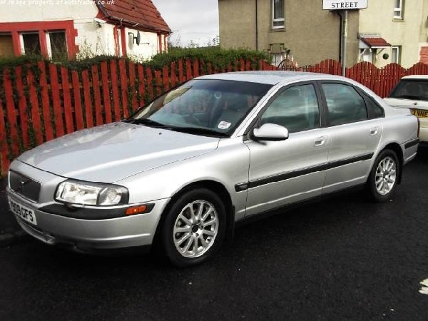 2001 Volvo s80 2.4 d5 s Offer North Lanarkshire United Kingdom £1595