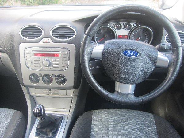 Ford Focus 1.6 Zetec 2009