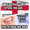 SCRAP CAR COMPANY STRATFORD UPON AVON and WELLESBOURNE need Wanted