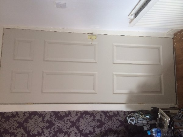 White Primed 6 Panel Interior Doors 55 Supplied And Fitted Cheap