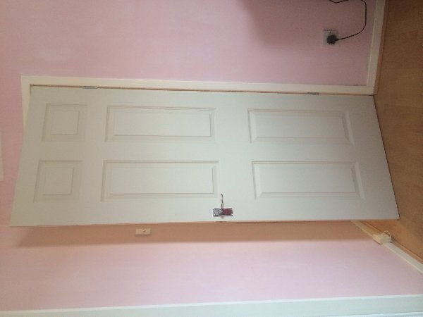 White primed 6 panel interior do picture - Interior doors supplied and fitted ...