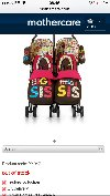 Cosatto Big Sis Little Sis pushchair offer Pushchairs and Prams
