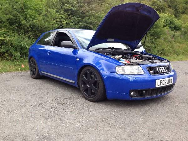 Audi S3 Offer Scotland United Kingdom 4500